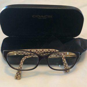 COACH Eyeglasses with COACH Case - Style EMMA